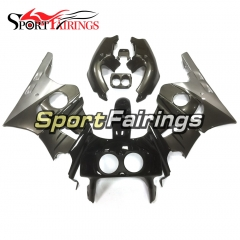 Fairing Kit Fit For Honda CBR400RR NC29 1990 - 1999 - Black Grey