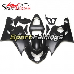 Fairing Kit Fit For Suzuki GSXR600 750 2004 - 2005 - Matte Black