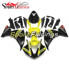 Fairing Kit Fit For Yamaha YZF R1 2009 - 2011 -Yellow Black