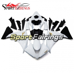 Fairing Kit Fit For Yamaha YZF R1 2012 - 2014 - White Black
