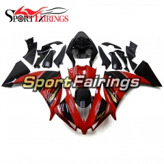 Fairing Kit Fit For Yamaha YZF R1 2012 - 2014 - Red Black