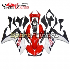 Fairing Kit Fit For Yamaha YZF R25 R3 2015 - 2017 - Red White