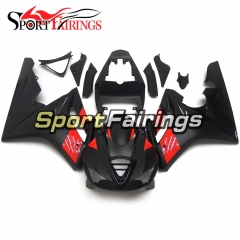 Fairing Kit Fit For Daytona675 2009 - 2012 -Matte Black Red