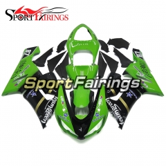 Fairing Kit Fit For Kawasaki ZX6R 2005 - 2006 - Team Green 87