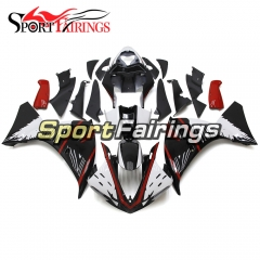 Fairing Kit Fit For Yamaha YZF R1 2009 - 2011 -White Red