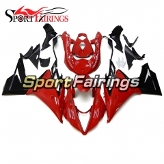 Fairing Kit Fit For Daytona675 2013 - 2016 -Red Pearl