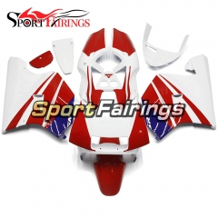 Fairing Kit Fit For Honda NSR250R SP NC21 P3 1990 - 1993 - White Red Blue