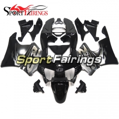 Fairing Kit Fit For Honda CBR900RR 919 1998 - 1999 Black Silver