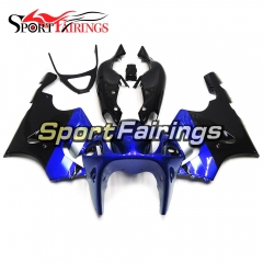 Fairing Kit Fit For Kawasaki ZX7R 1996 - 2003 - Blue Black