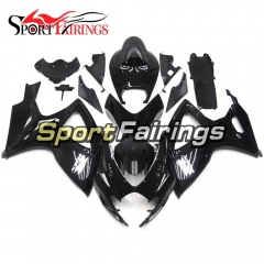 Fairing Kit Fit For Suzuki GSXR600 750 2006 - 2007 - Matte Black