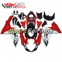 Fairing Kit Fit For Suzuki GSXR600 750 K11 2011 - 2016 - Red White