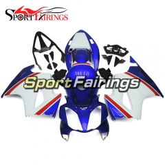 Fairing Kit Fit For Honda VFR800 2002 - 2012 - White Blue