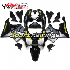 Fairing Kit Fit For Honda CBR900RR 919 1998 - 1999 Black Silver Yellow