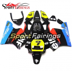 Fairing Kit Fit For Honda NSR250R SP NC21 P3 1990 - 1993 - Elf 7 Black Blue