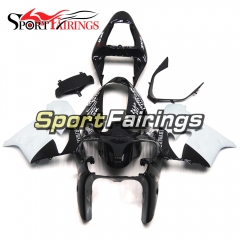 Fairing Kit Fit For Kawasaki ZX9R 2002 - 2003 -Moriwaki Black White