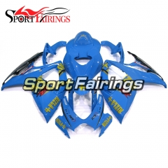 Fairing Kit Fit For Suzuki GSXR600 750 2006 - 2007 - Blue