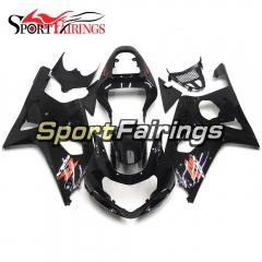 Fairing Kit Fit For Suzuki GSXR1000 K1/K2 2000 - 2002 - Gloss Black