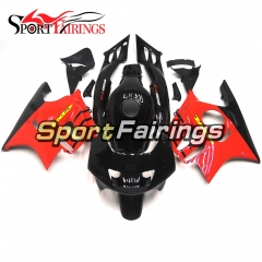 Fairing Kit Fit For Honda CBR600 F3 1995 - 1996 - Red Black