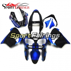 Fairing Kit Fit For Kawasaki ZX9R 2000 - 2001 - Elf Blue Black