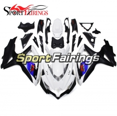 Fairing Kit Fit For Suzuki GSXR600 750 2008 - 2010 - Matte Pearl Black