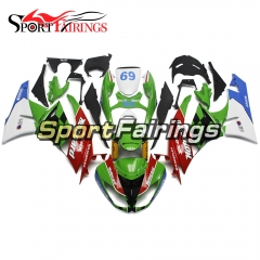 Fairing Kit Fit For Kawasaki ZX6R 2009 - 2010 - MOTOCARD 69