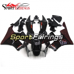 Fairing Kit Fit For Honda CBR900RR 919 1998 - 1999 Red Black