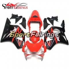 Fairing Kit Fit For Honda CBR900RR 954 2002 - 2003 Red Black
