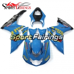 Fairing Kit Fit For Suzuki GSXR600 750 K11 2011 - 2016 - Blue