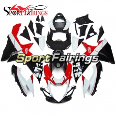Fairing Kit Fit For Suzuki GSXR600 750 K11 2011 - 2016 - White Red Black