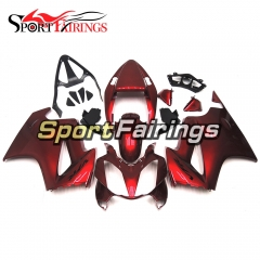 Fairing Kit Fit For Honda VFR800 2002 - 2012 - Red