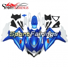 Fairing Kit Fit For Suzuki GSXR600 750 2008 - 2010 - Pearl Blue