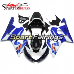 Fairing Kit Fit For Suzuki GSXR1000 K1/K2 2000 - 2002 - Blue Black