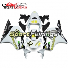 Fairing Kit Fit For Honda CBR900RR 954 2002 - 2003 Hannspree 52 White