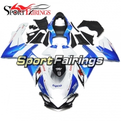 Fairing Kit Fit For Suzuki GSXR600 750 K11 2011 - 2016 - White Blue Black
