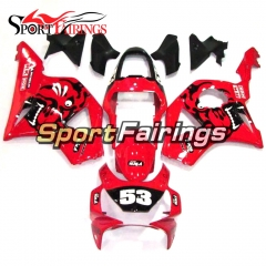 Fairing Kit Fit For Honda CBR900RR 954 2002 - 2003 Red RunA 53