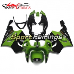 Fairing Kit Fit For Kawasaki ZX7R 1996 - 2003 - Elf Green Black