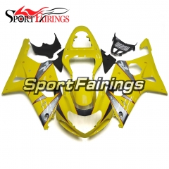 Fairing Kit Fit For Suzuki GSXR1000 K1/K2 2000 - 2002 - Yellow