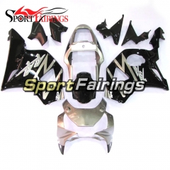 Fairing Kit Fit For Honda CBR900RR 954 2002 - 2003 Black Grey RR