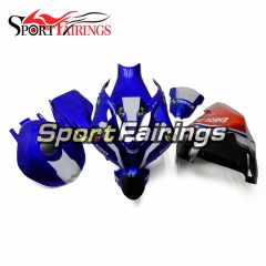Fiberglass Racing Fairing Kit Fit For YZF R6 2008 - 2016 - Blue Red