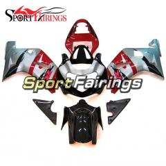 Fairing Kit Fit For Suzuki GSXR1000 K1/K2 2000 - 2002 - Red Grey