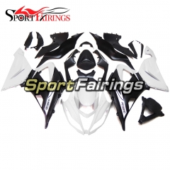 Fairing Kit Fit For Kawasaki ZX6R 2013 - 2017 - White Black