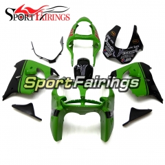 Fairing Kit Fit For Kawasaki ZX9R 2002 - 2003 -Green Elf