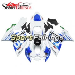 Fairing Kit Fit For Suzuki GSXR600 750 2006 - 2007 - White Blue Black