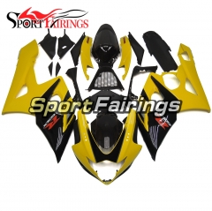 Fairing Kit Fit For Suzuki GSXR1000 K5 2005 - 2006 - Yellow Black