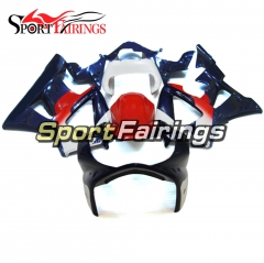 Fairing Kit Fit For Honda CBR900RR 929 2000 - 2001 - Dark Blue Red White