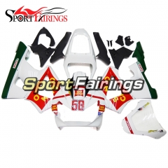Fairing Kit Fit For Honda CBR900RR 929 2000 - 2001 SAN CARLO 58 White Red