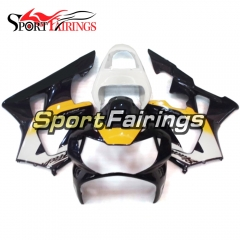 Fairing Kit Fit For Honda CBR900RR 929 2000 - 2001 Black Yellow White