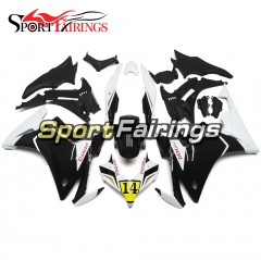 Fairing Kit Fit For Honda CBR500R 2013 - 2015 - White Black