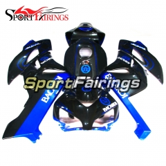 Fairing Kit Fit For Honda CBR1000RR 2004 - 2005 - Blue Black Bacardi