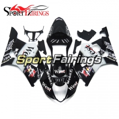 Fairing Kit Fit For Suzuki GSXR1000 K3 2003 - 2004 - Black